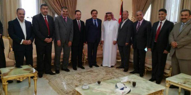 السفارة الأردنية تحتفي بفوز مجمع اللغة العربية الأردني بجائزة الملك فيصل العالمية