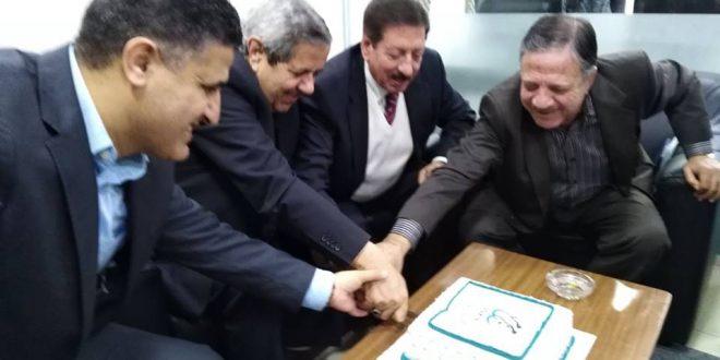 افتتاح البث الرسمي لإذاعة مجمع اللغة العربية الأردني